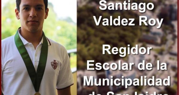 Regidor Escolar de la Municipalidad de San Isidro